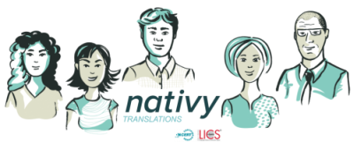 nativy logo with 5 people